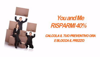 Trasloco FACILE - Preventivo on line